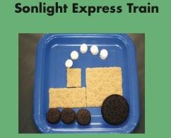 Track 1 Train Snack