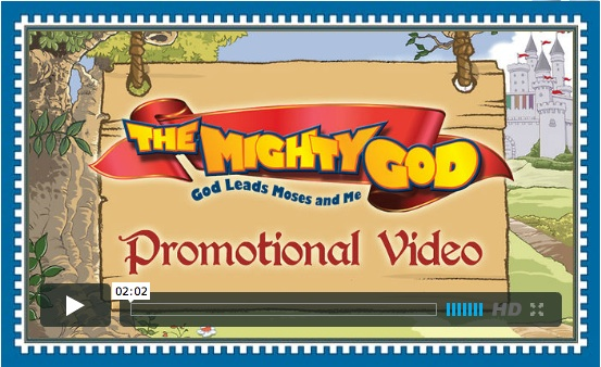 VBS 2013 Promotional Video, The Mighty God
