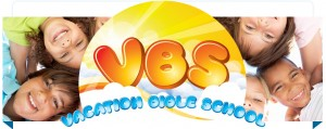 Generic VBS Icon with Sun and Children